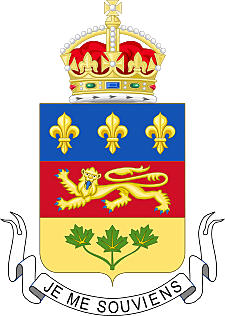 Creation of Quebec