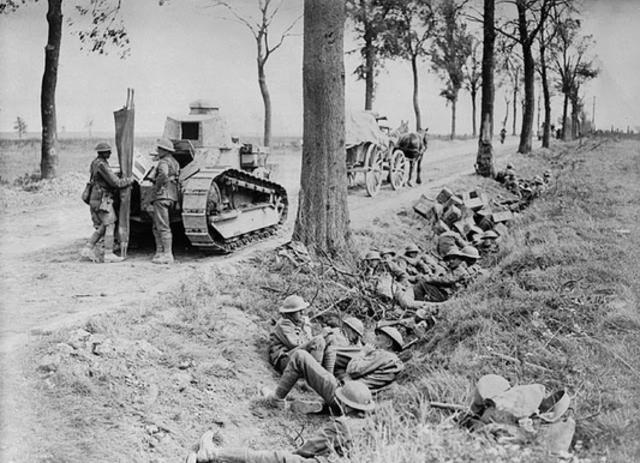 Cambrai Offensive