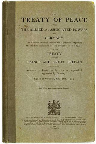 Treaty of Versaillas