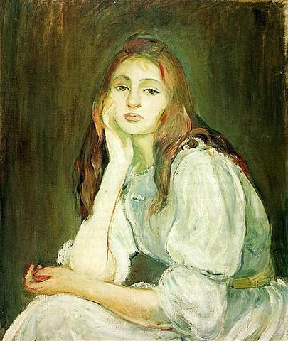 Julie Daydreaming