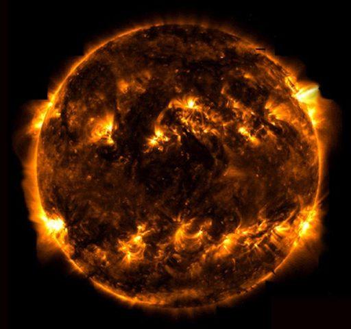 (5 Billion Years Ago) Solar System