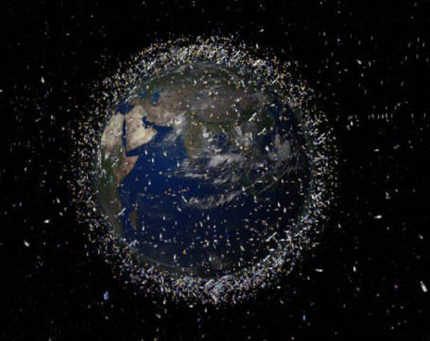 (4.6 Billion Years Ago) Earth and Sun are Born