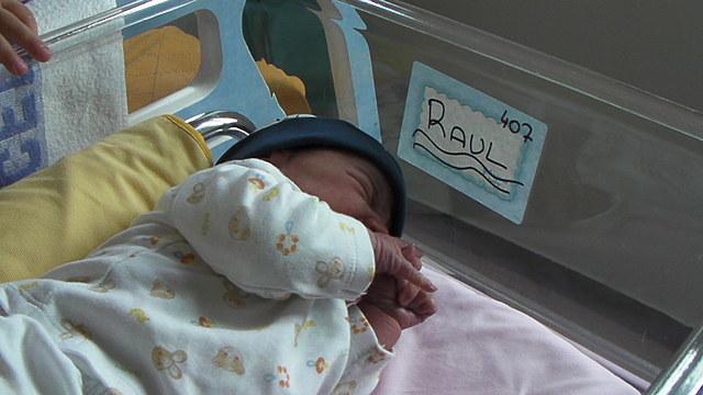 Naixement del meu cosí Raul