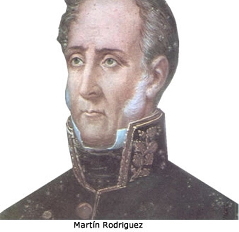 Gobierno de Martin Rodriguez