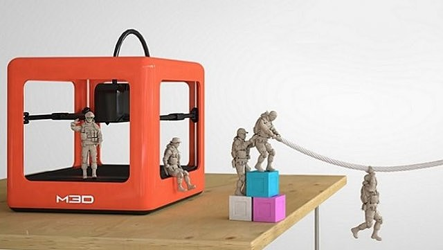 micro impresora 3D