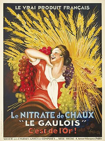 Nitrate De Chaux Le Gaulois