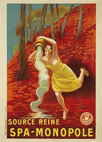 Source Reine Spa Monopole
