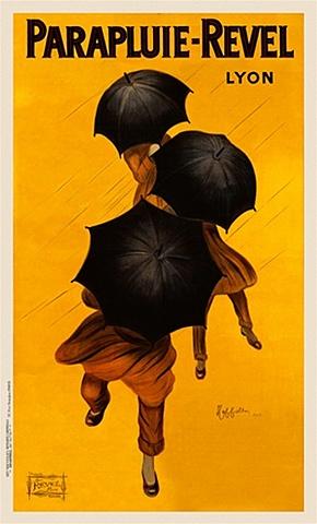 Parapluies Revel