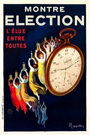 Montre Élection