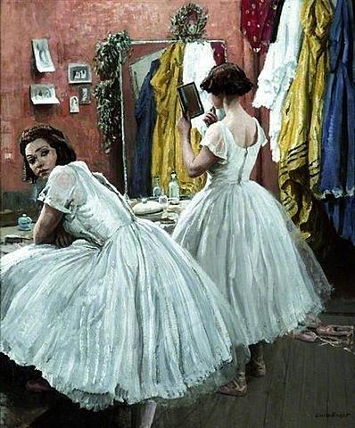 A Dressing Room at Drury Lane