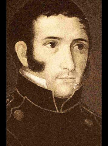 Fusilamiento de Manuel Dorrego