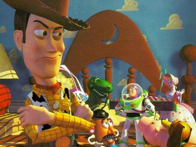 Toy Story on DVD