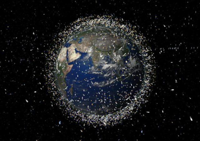 (4.6 BYA) Earth Began to Form
