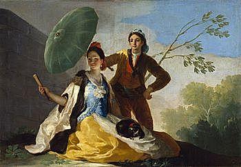 El quitasol - Goya