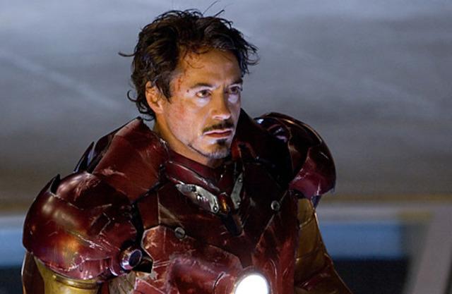8. Iron Man