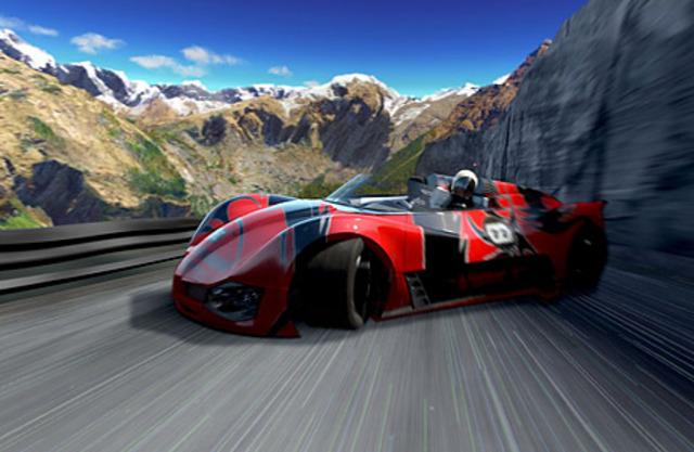 9. Speed Racer