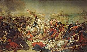La batalla de Abukir - Antonie Jean Gros