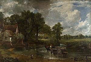 La carreta de heno - Constable