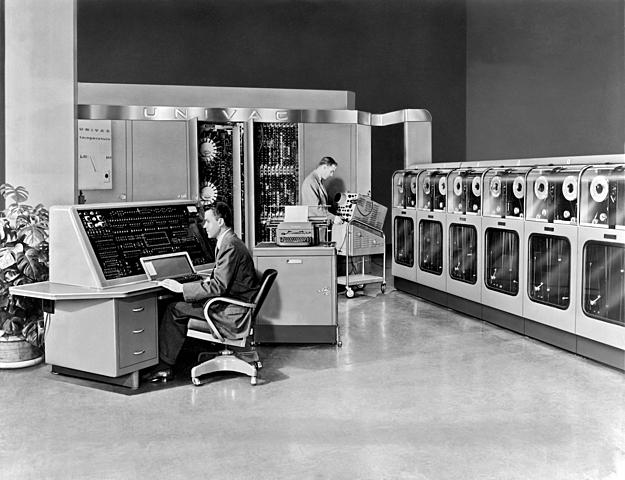 Primera generación de computadoras: UNIVAC