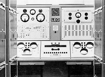 Primera generación de computadoras: LEO