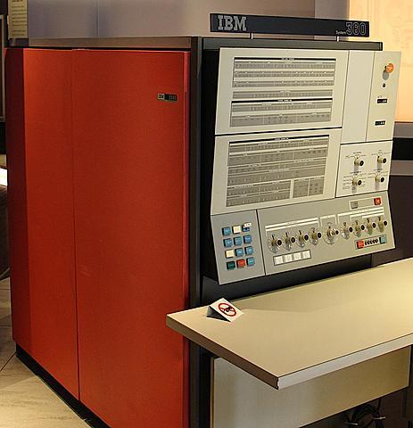 Tercera generación de computadoras: IBM 360