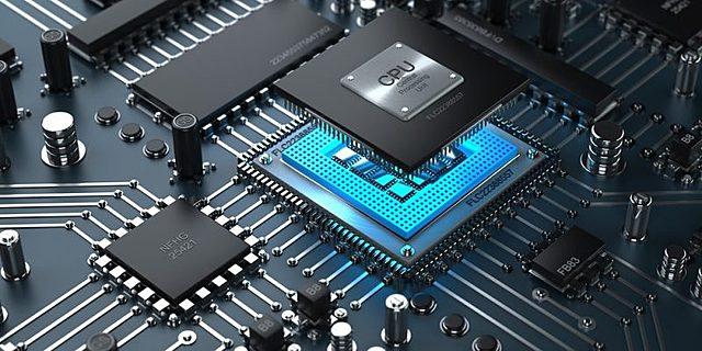 Tercera generación de computadoras: Microprocesador