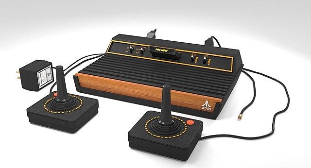 Tercera generación de computadoras: Videoconsola Atari