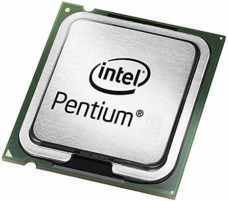 Quinta generación de computadoras: Nace el Pentium