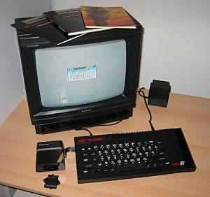 Cuarta generación de computadoras: Sinclair ZX81/ZX Spectrum