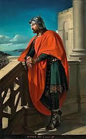 Ataúlfo y los suyos marcharon a España