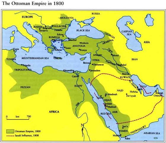Beginning of Ottoman Empire