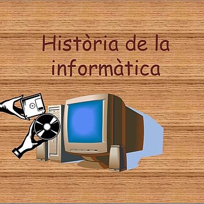 Història de la informàtica timeline