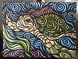"""Teixeira Dos Santos : le dessin : expression d'une intériorité  : """"La tortue"""" - Matthew Robertson"""