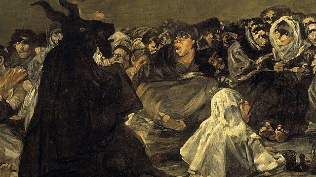 El Aquelarre | Francisco de Goya