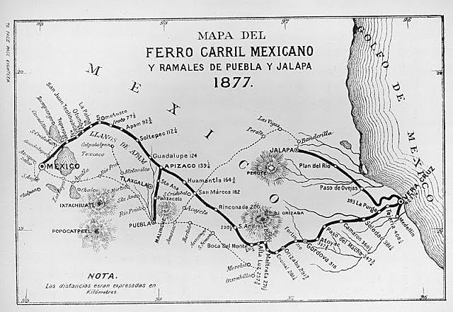 Línea México-Veracruz