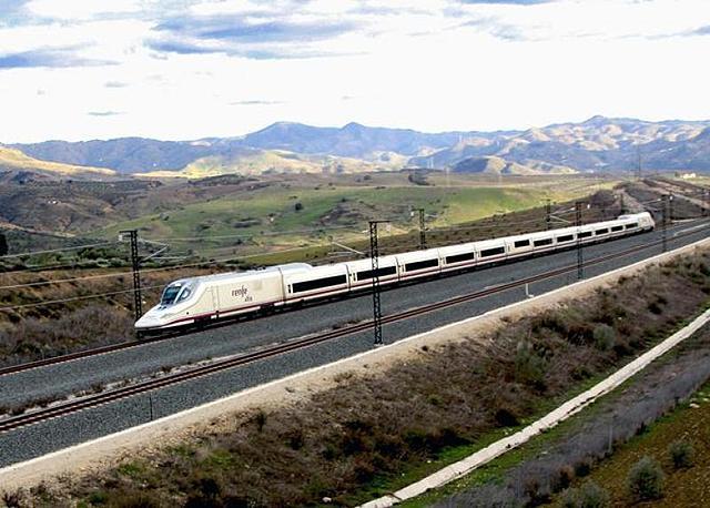 Extensión de Trenes a Alta Velocidad por toda Europa