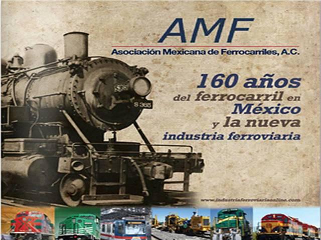 Aniversario 160 del ferrocarril
