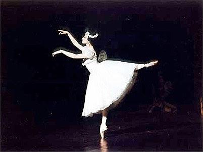 La danza romántica