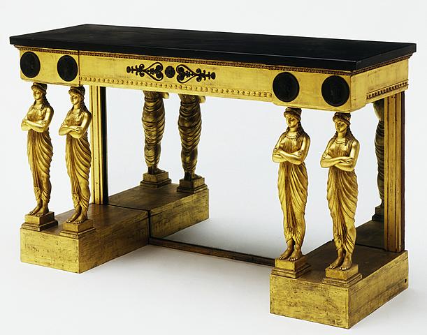 THOMAS HOPE pier table