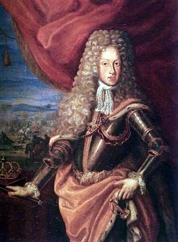 Mor Josep I, emperador del Sacre Imperi Germànic