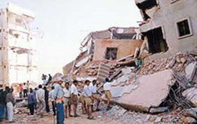Zangan, Iran, el 20/06/1990, M=7,7, 45 000 morts.