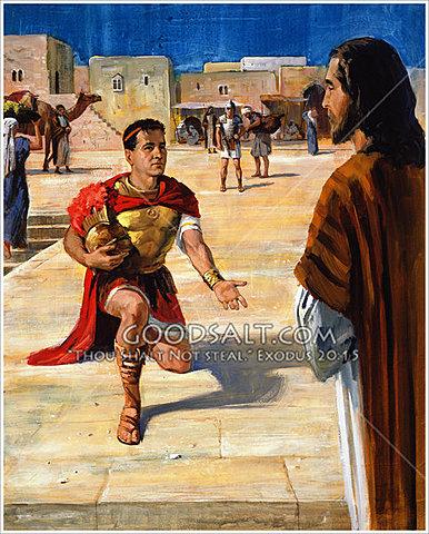 Faith of the Centurion