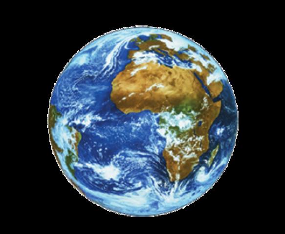 (2.2 BYA) Earth Looking Like Today's Earth