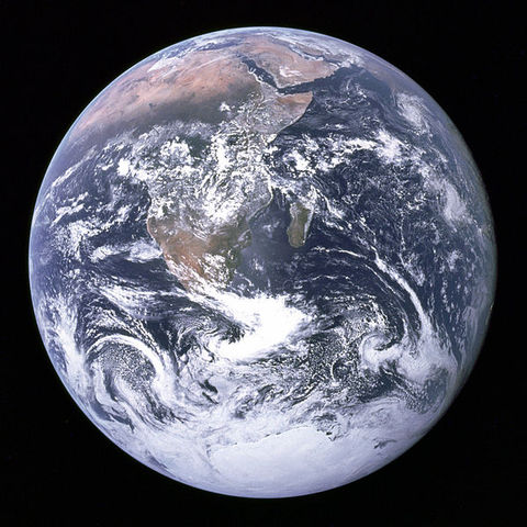 (2.2 BYA) Current Apperarance of the Earth