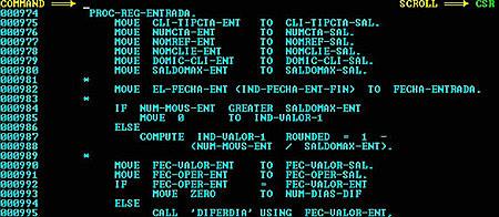 COBOL (Lenguajes de comunicación)