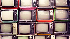 Evolució de la televisío  timeline