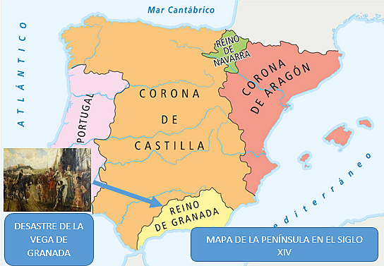 Desastre de la Vega de Granada