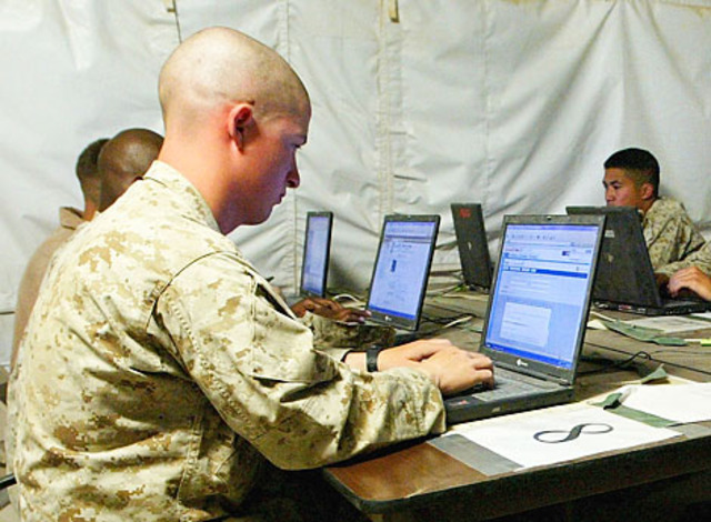 internet invented by u.s government for military comunication