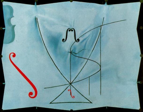 """Pintó """"The Swallow's Tail"""" (Su última pintura)"""