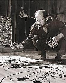 Jackson Pollock 1912-1956 Estados Unidos